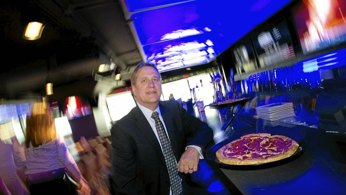 Boston Pizza CEO Mark Pacinda has led the firm's growth as a national chain. Kevin Van Paassen/The Globe and Mail