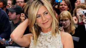 "Jennifer Aniston attends the UK film premiere of ""Horrible Bosses"" at BFI Southbank on July 20, 2011 in London, England."