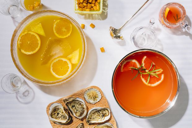 91eee25a795 Dust off your punch bowl − these recipes will be the star of summer parties