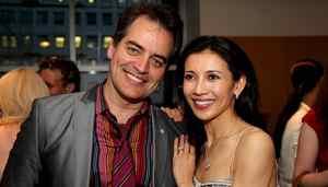 Rex Harrington and Chan Hon Goh