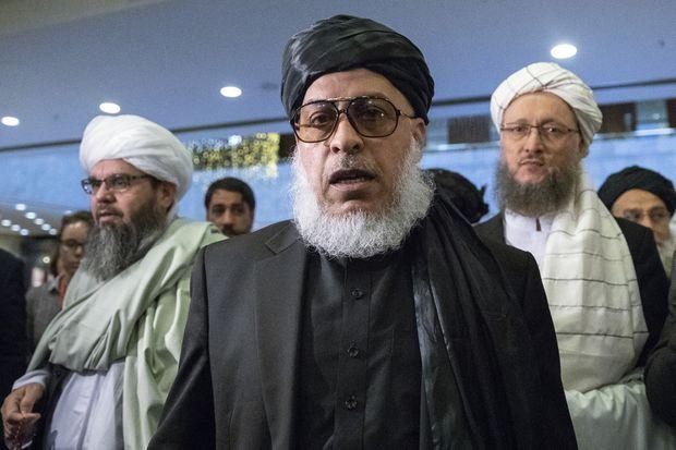 Taliban names 14-member negotiating team ahead of new talks with U.S.