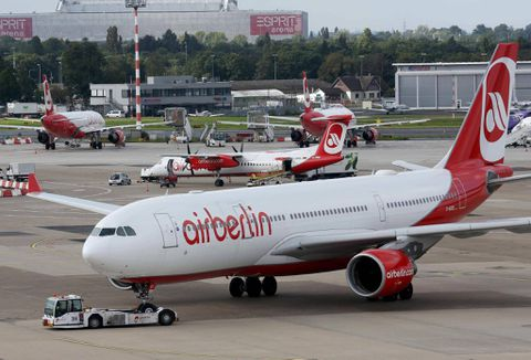 Germany's Lufthansa drops bid for Air Berlin's Niki unit