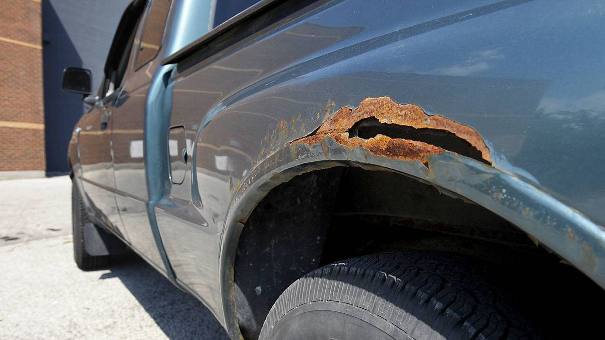 Once your car rusts, the damage is permanent - The Globe and Mail
