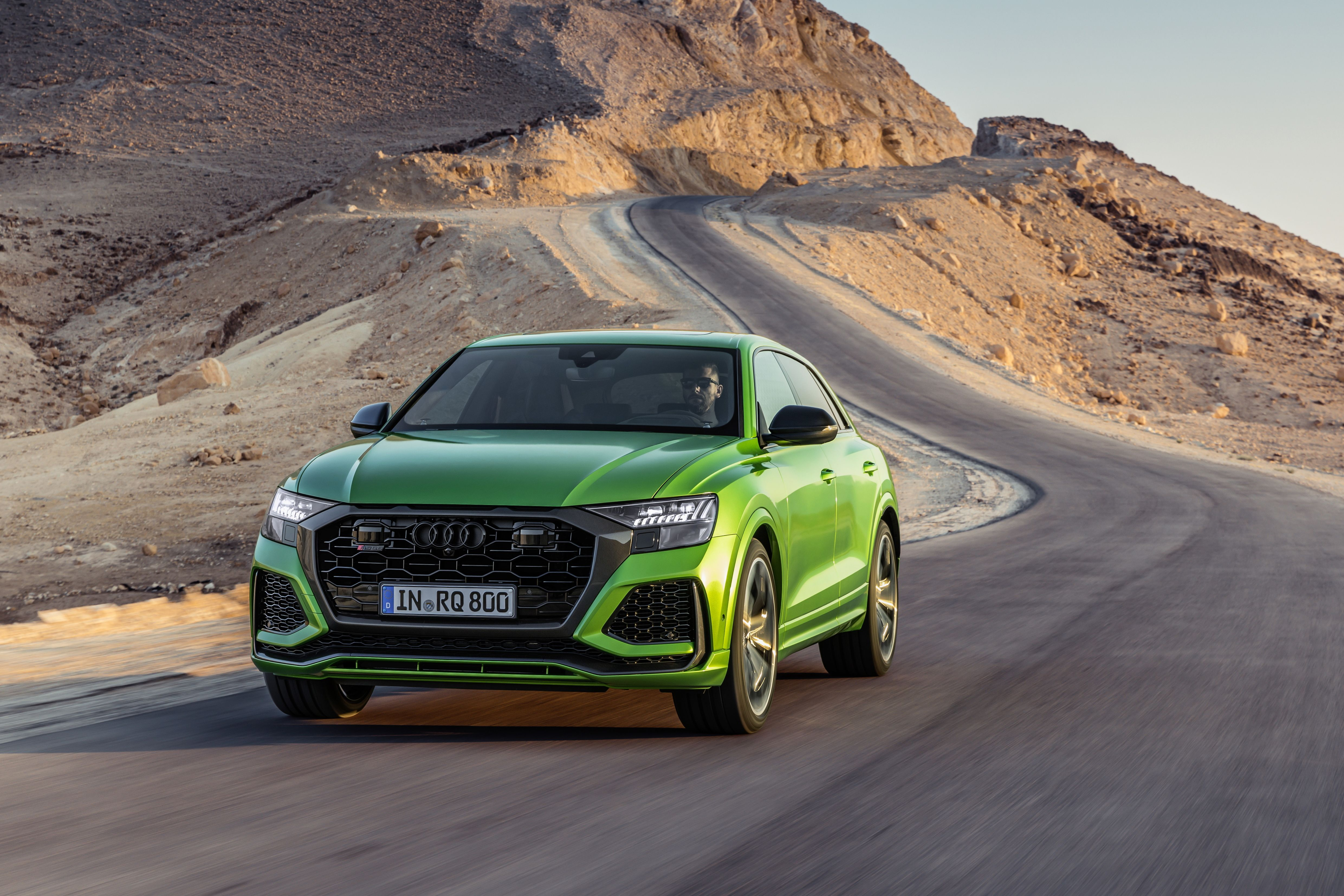 Review The Audi Rs Q8 Is A Lamborghini Suv On A Budget The Globe And Mail