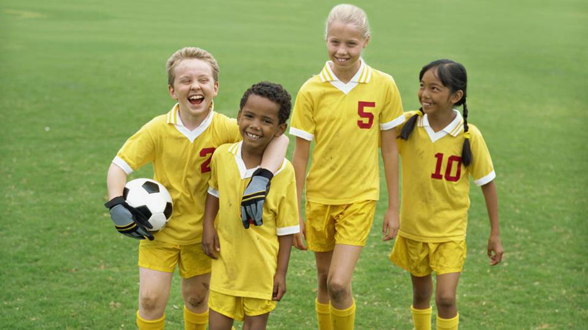 participating in team sports helps to develop good character