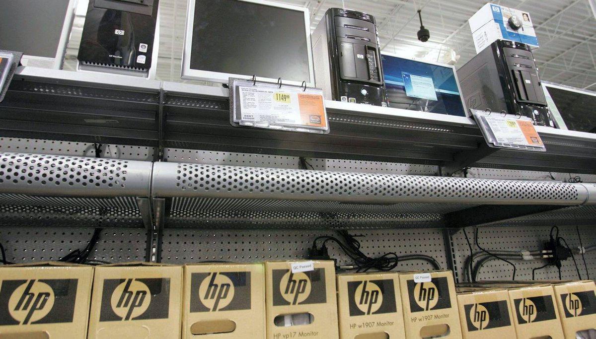 Hewlett Packard computers