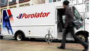 Canada Post owns 91 per cent of Purolator Courier Ltd., which had a loss of $9-million in the first quarter of 2012.
