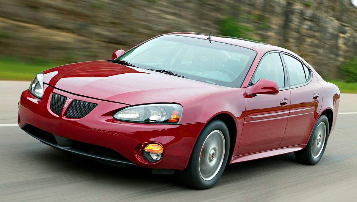 End of the road for the pontiac grand prix the globe and for General motors customer service complaints