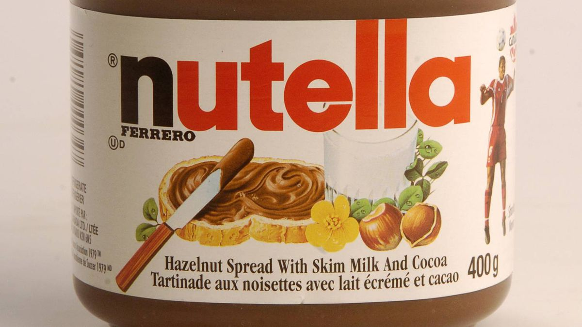 Nutella is produced by chocolate maker Ferrero. Since 1964, when it first came out, it has been a favorite of Italians and a classic snack for generations of children.