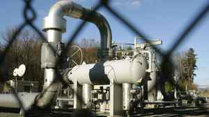Liquefied natural gas pipeline
