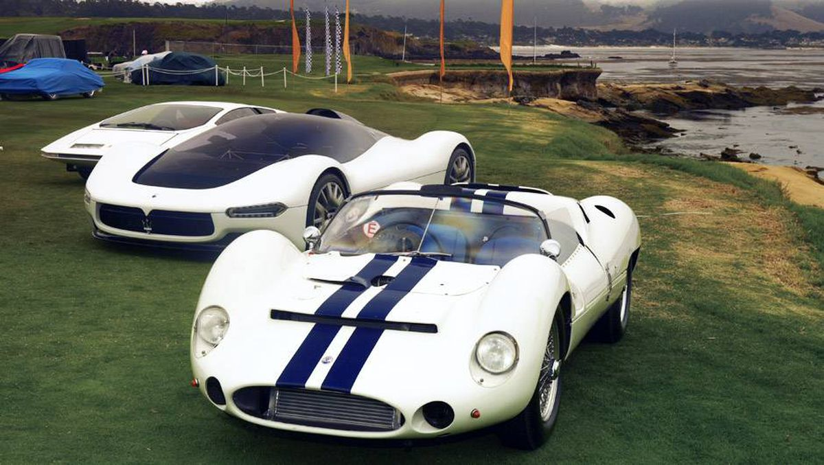 Courtesy of Pebble Beach Concours d'Elegance