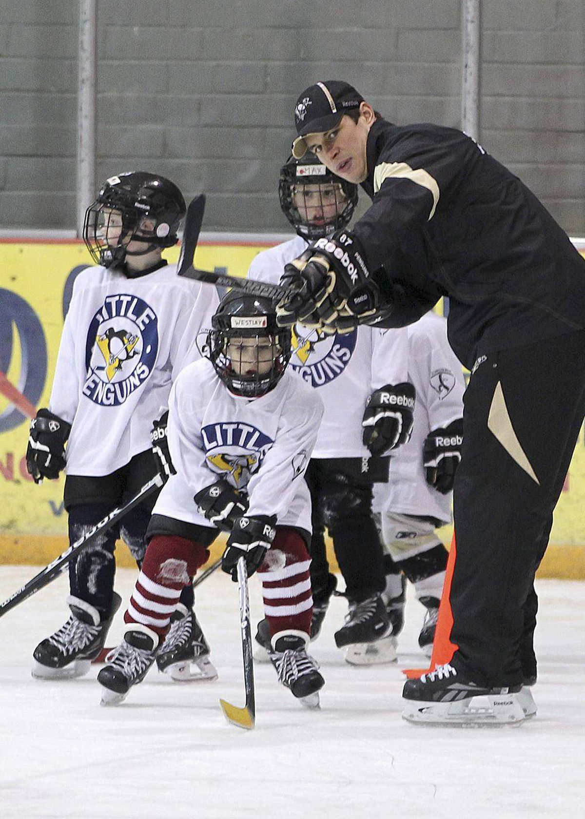 How Sidney Crosby Turned Pittsburgh Into Hockeytown The Globe And Mail