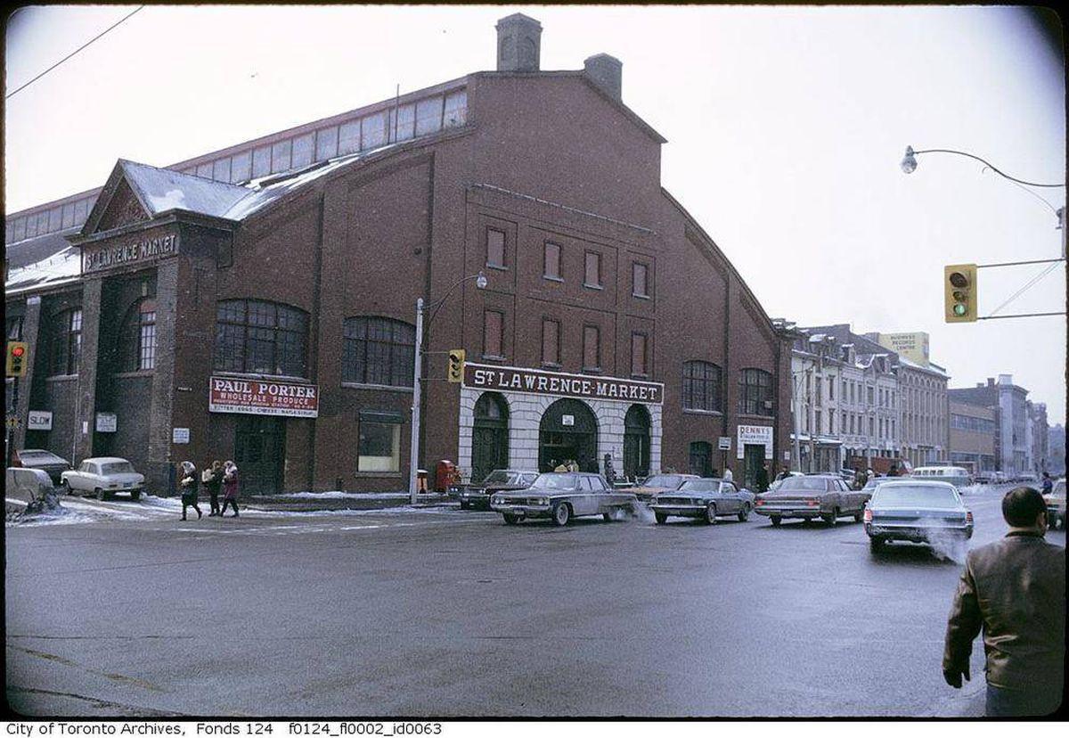 Toronto city archives