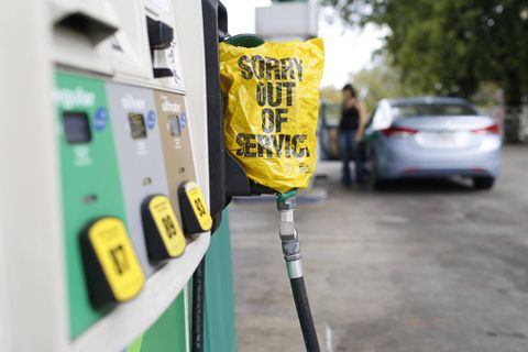 Triad Gas Prices On The Rise Because Of Hurricane Harvey