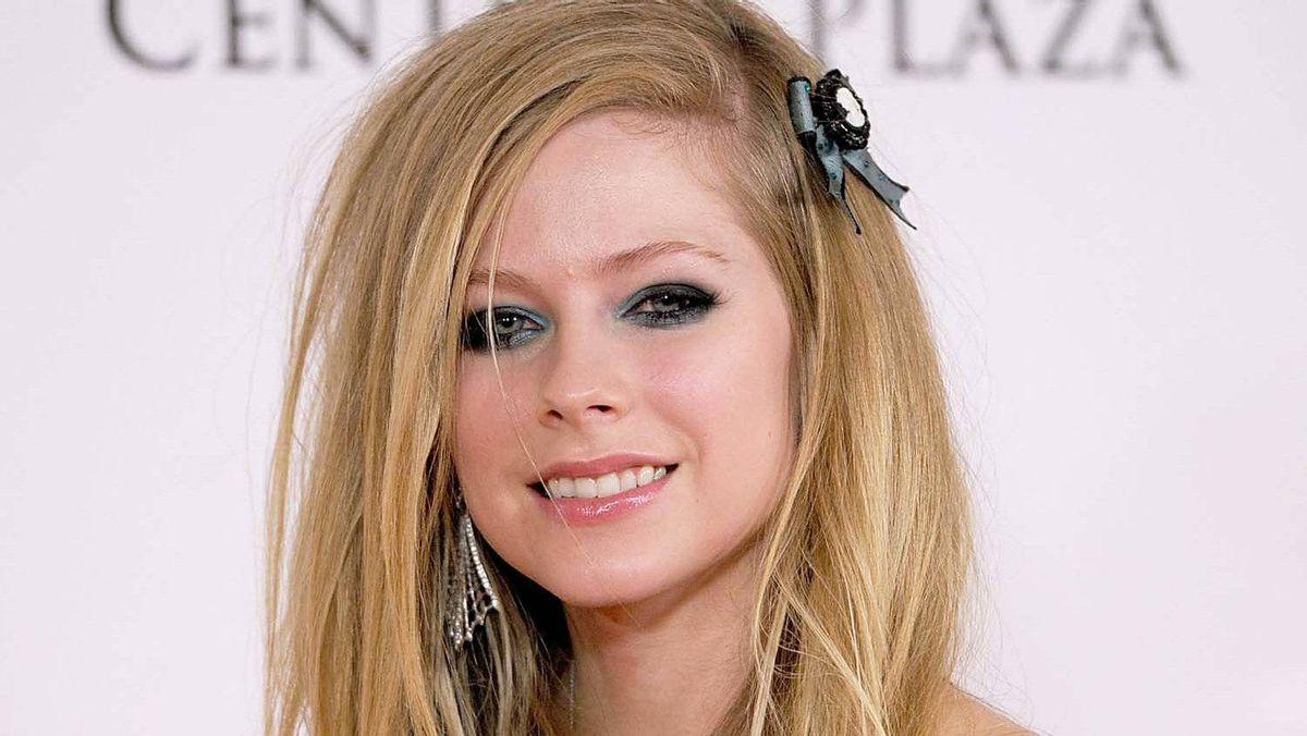 Avril Lavigne in 2010