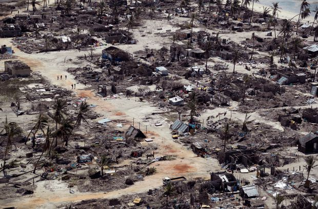 Mozambique seeks $3.2-billion to recover from pair of powerful cyclones