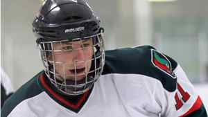 Alberta minor hockey player Kyle Fundytus, 16, passed away after being struck by a puck in a game on Nov. 12, 2011.