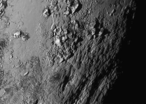 New Horizons probe sends revealing new images of Pluto's surface