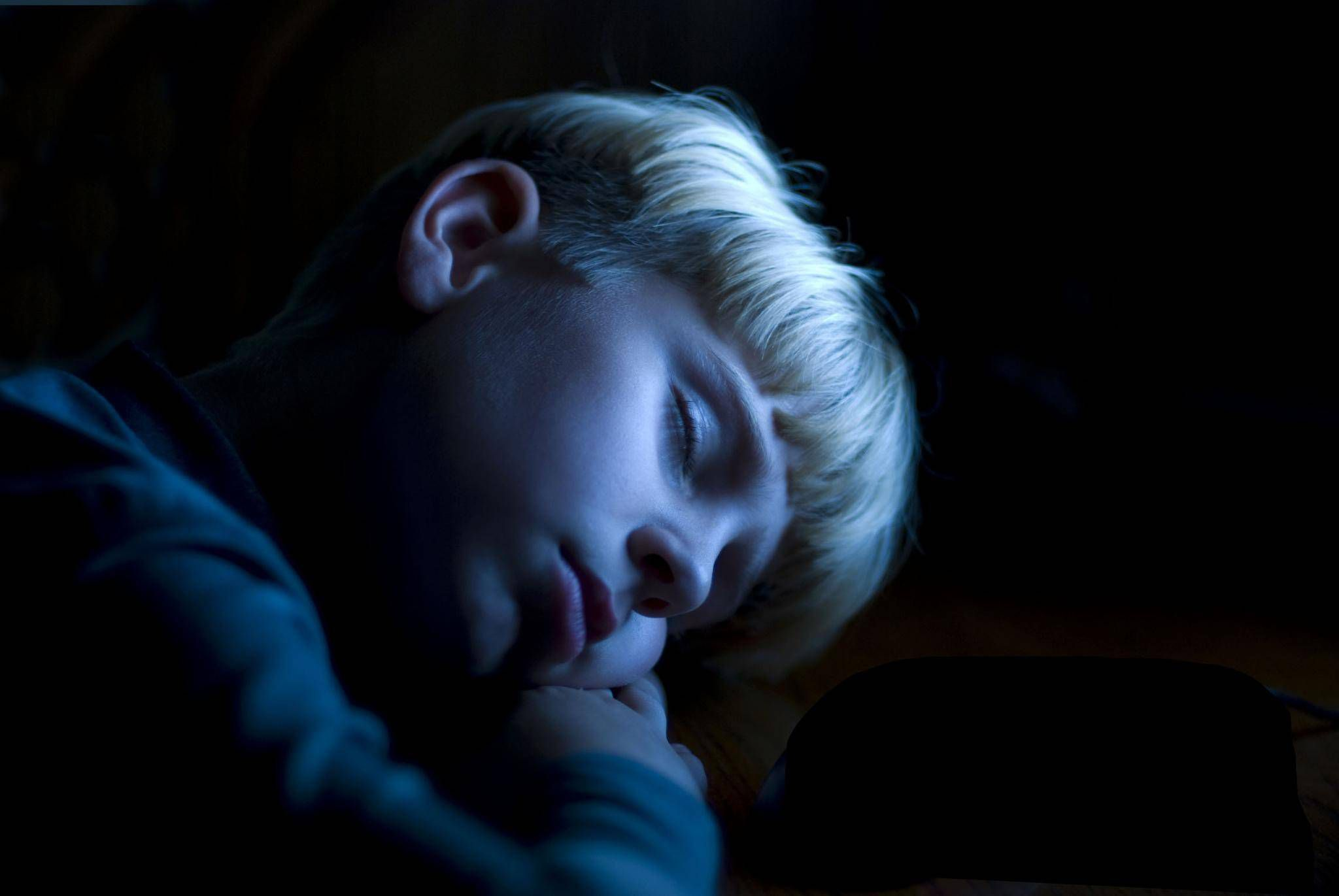 Poor sleep isn't the problem with our children – inactivity is