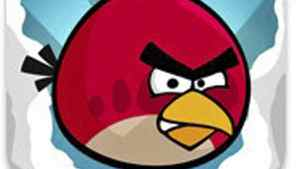 Angry Birds .99 http://itunes.apple.com/ca/app/angry-birds/id343200656?mt=8 ( iPhone, iPod touch, iPad) Although i'm not sure if it's the exact version I played, Angry Birds is available in the OV store. (Angry Birds- Nokia�s OV store. http://store.ovi.com/content/23857 $1.99 )