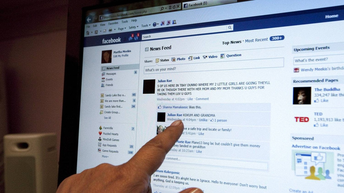 Facebook says it does not always roll out new features globally.