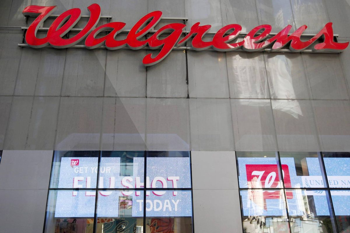 Walgreens Stock Quote Walgreens Makes Takeover Approach For U.sdrug Distributor