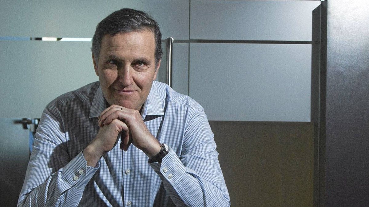 Pierre Shoiry, seen Feb. 9, 2012, is president and CEO of Montreal consulting engineering firm Genivar Inc., which has been gobbling up smaller firms in Canada