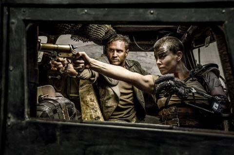Toronto film critic calls Mad Max a 'man's movie'