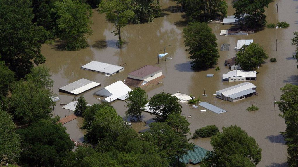 Floods across North America - The Globe and Mail