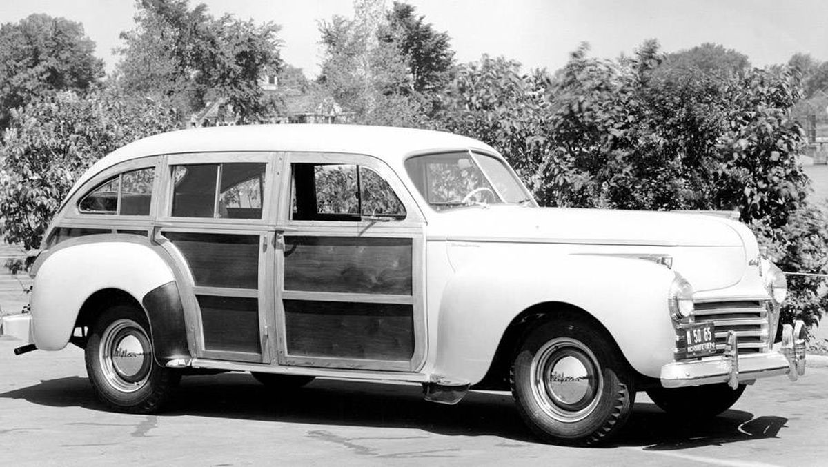 In Pictures A Look Back At Classic Station Wagons The Globe And Mail 1941 Oldsmobile Wagon Open This Photo Gallery