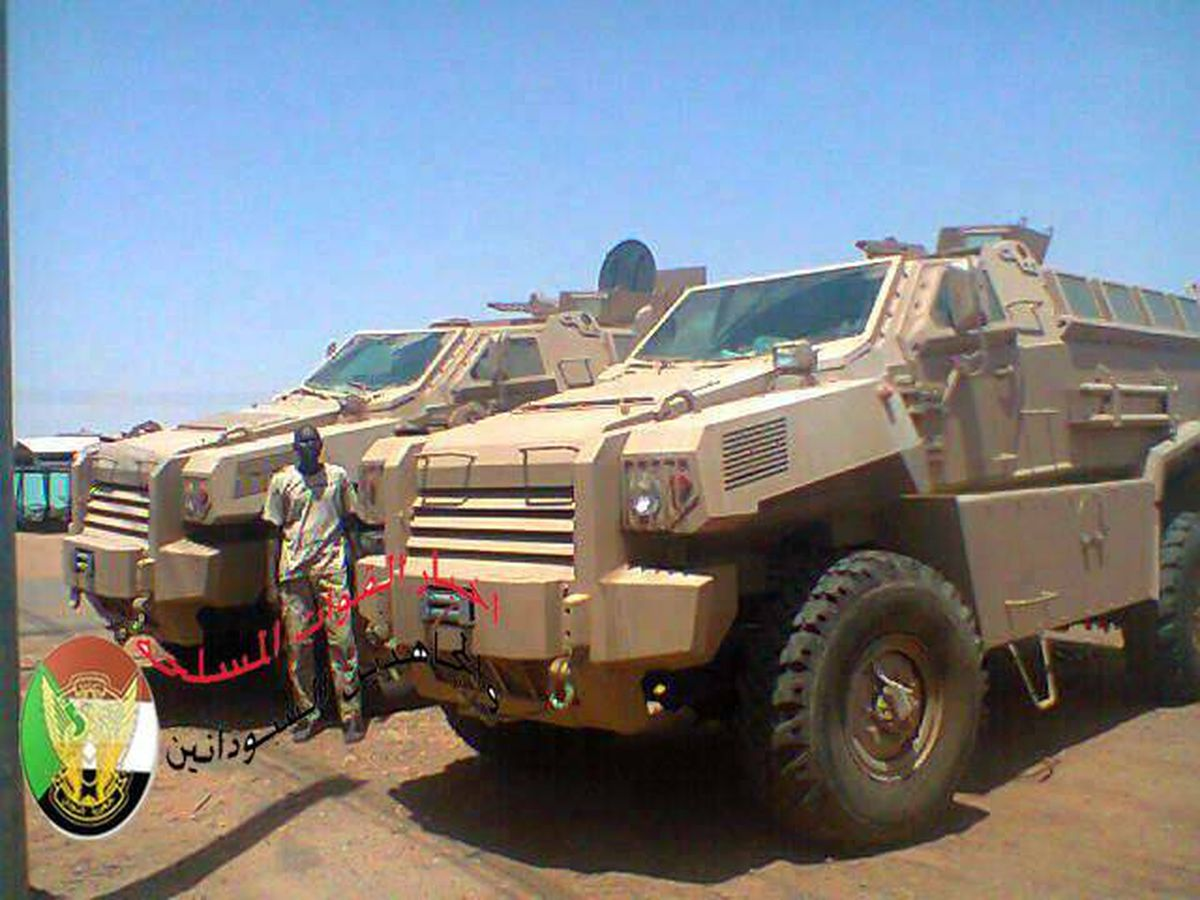 Military Vehicles For Sale Canada >> Canadian Owned Firm Sold Armoured Vehicles To Sudan Despite Export