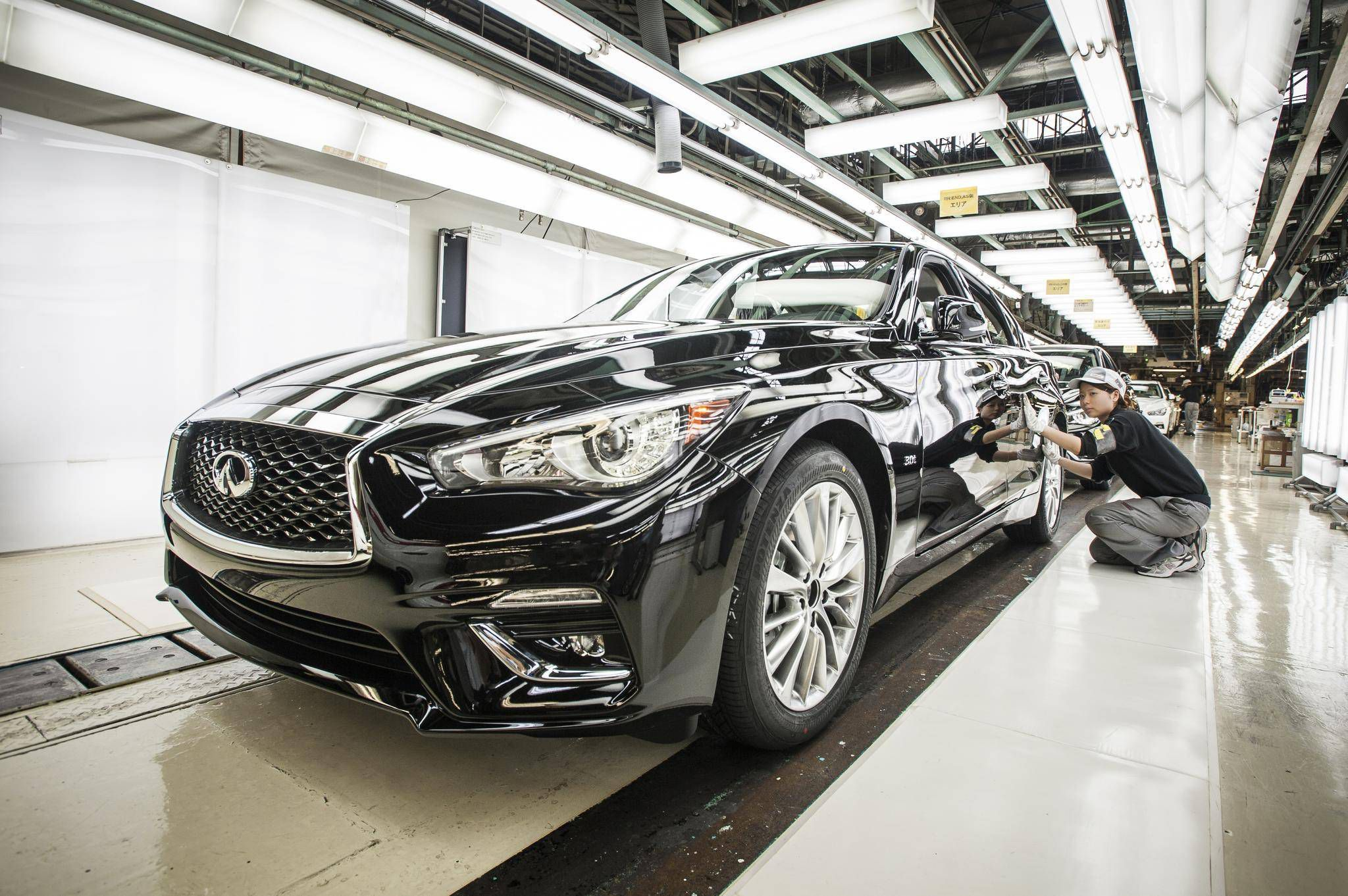 Auto makers pete for growing affordable luxury market The Globe