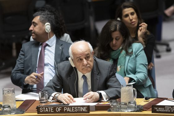Israel protests Canada for UN vote supporting Palestinian state