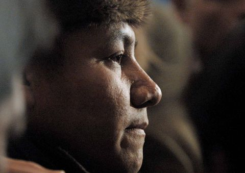 Distraught Innu leader issues plea for troubled youth after son's death