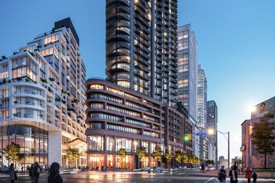 Giving Toronto condo buyers a helping hand