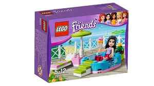 Lego's Friends set #3931: Emma's Splash Pool