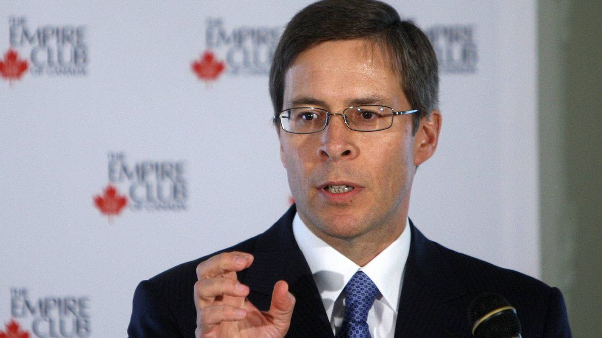 Jeffrey Orr, president and chief executive officer of Power Financial Corp.