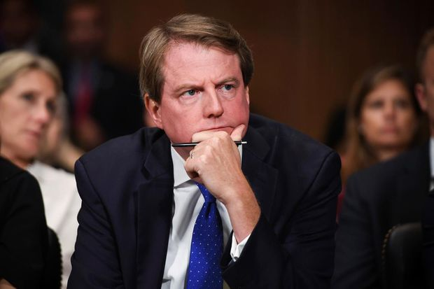 New chance for House Democrats to force McGahn's testimony