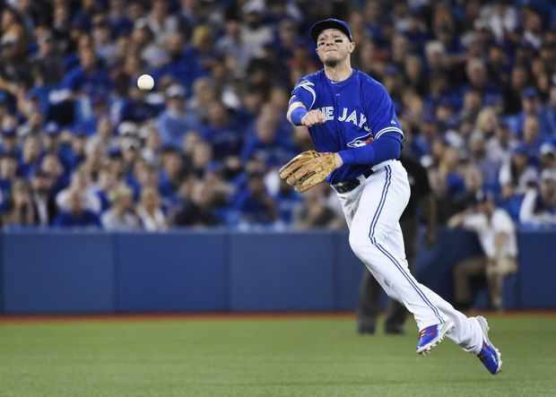 Blue Jays part ways with Tulowitzki