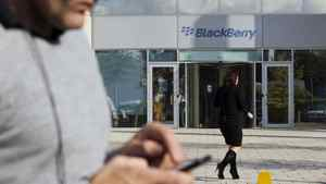 Research In Motion's BlackBerry services suffered a three-day global service outage that hit millions of its customers. REUTERS/Olivia Harris