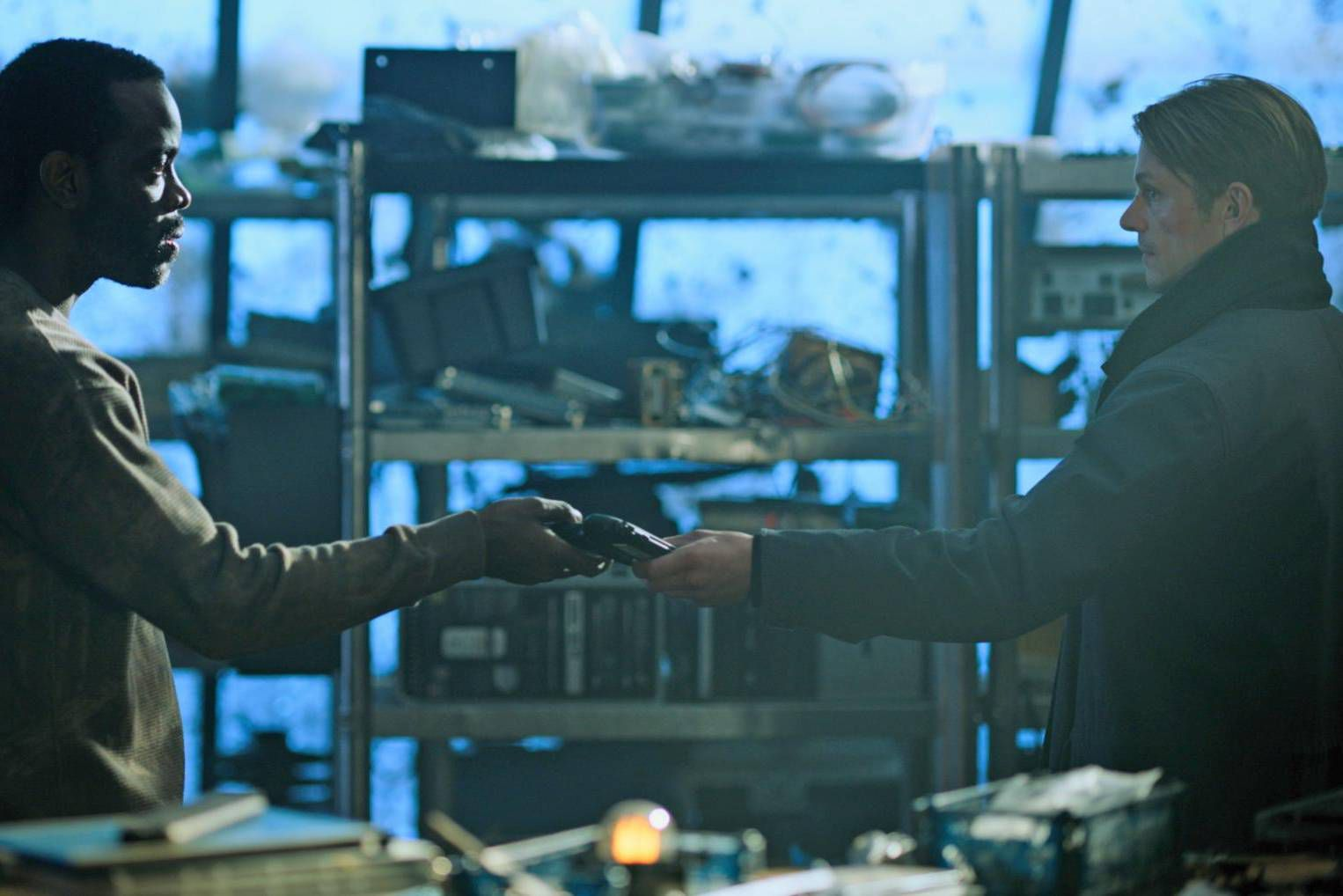 Altered Carbon Male Frontal how women shaped the career of altered carbon showrunner