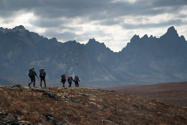 'A day well-lived': Connecting and reflecting in Yukon's remote Tombstone Territorial Park