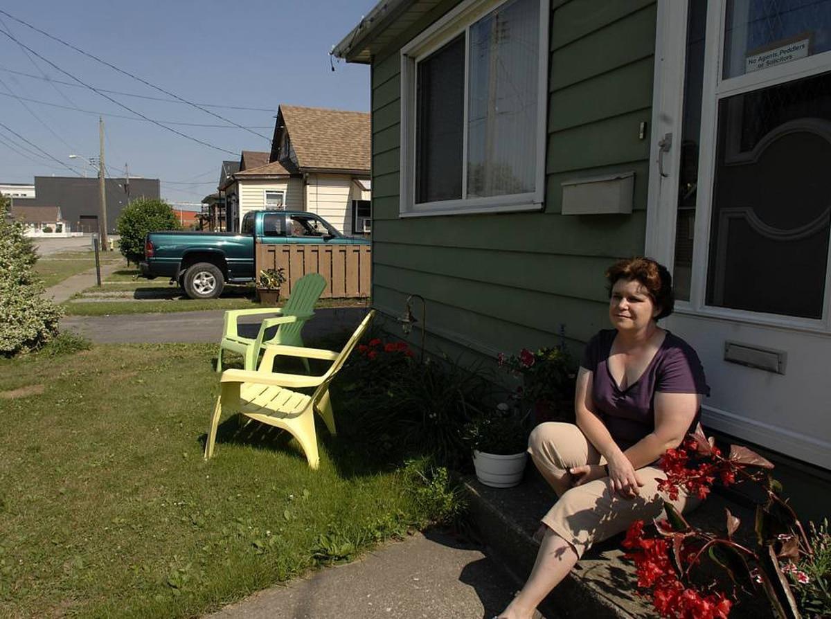 Port Colborne, Ont., resident Ellen Smith was part of a suit against Inco.