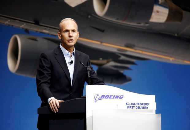 PIRC advises against re-appointing Dennis Muilenburg as Boeing chairman and CEO