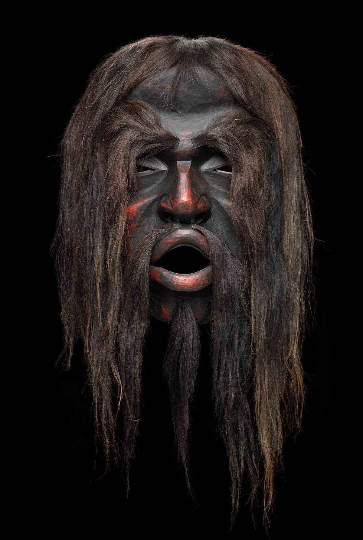 Trevor Mills, Vancouver Art Gallery/ Sakahàn: Indigenous International Art