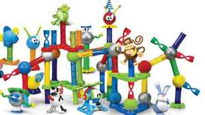 Mega Brands magnetic toys