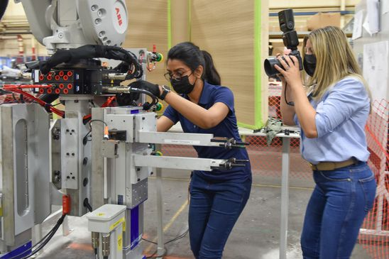These organizations are helping young women see themselves in engineering careers