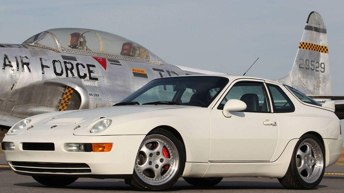 1994 Porsche 968 Turbo S