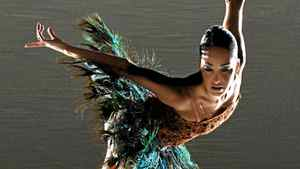 Caroline Rocher of Alonzo King LINES Ballet which will perform at the Vancouver International Dance Festival.