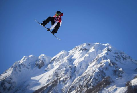 Olympic snowboarder Mark McMorris makes movie debut with 'In Motion'